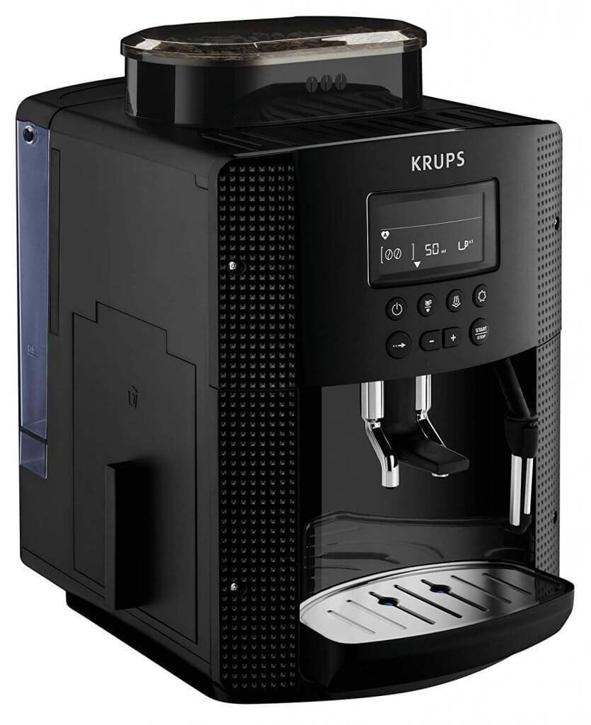 Cafetera de molinillo Krups Essential EA81P070